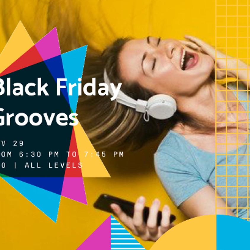 Black Friday Grooves
