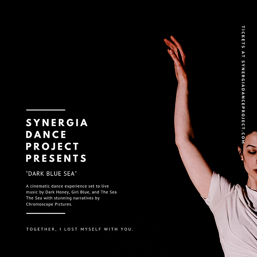 """Synergia Dance Project presents """"Dark Blue Sea"""" at Proctor's"""