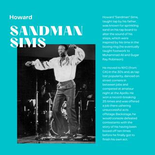 Howard Sandman Sims