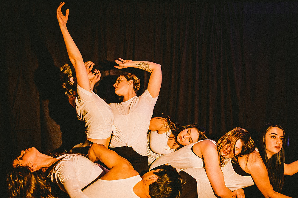 Synergia Dance Project Improvising