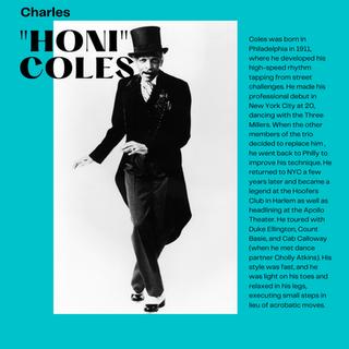 "Charles ""Honi"" Coles"