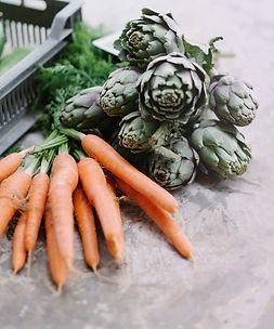 Carrots and Artichokes