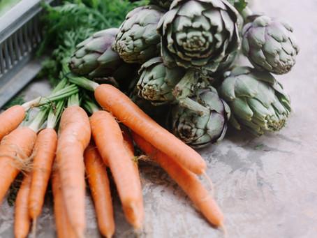 Weekly veggie series/ CARROTS