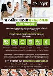 Studentenjob_Zellinger Verkaufsteam Allg