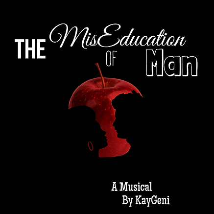 The MisEducation of man flyer.png