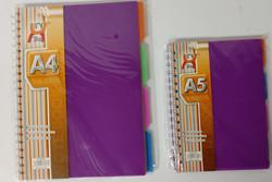 A4-7 R40 EACH A5-7 R25 EACH PURPLE