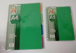 A4--7 R40 EACH A5-7 R25 EACH GREEN