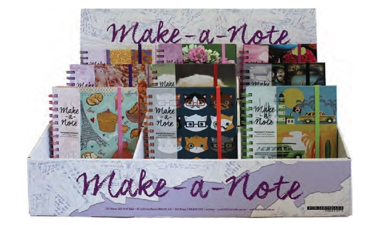 Make A Note SPN Stand - R1440.00