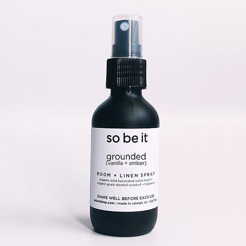 grounded - room spray