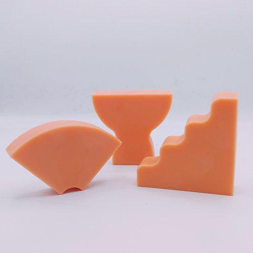 grounded - wax melt shapes set