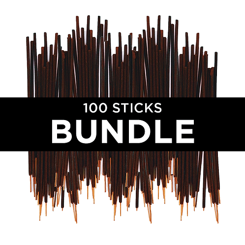 100 sticks bundle