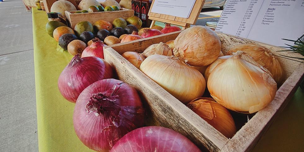 Saturday Outdoor Farmers Market