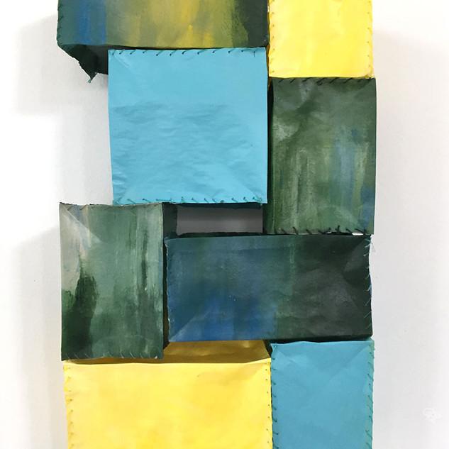 Paper Quilt #15
