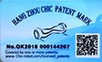 最近見かけるCHIC-Robot社製品のライセンスとは