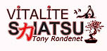 Vitalité Shiatsu - Tony Rondenet