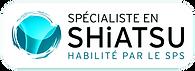 Spécialiste en Shiatsu habilité SPS