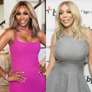 Wendy Williams Calls Cynthia Bailey Selfish For Wedding & Gives Her Marriage Three Years