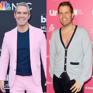 Perez Hilton Reveals He Has Beef With Andy Cohen