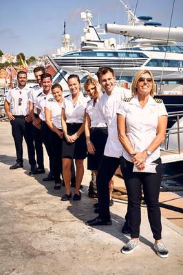 Below Deck Mediterranean: Season 5 Cast Ranked!