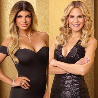 Teresa Giudice & Jackie Goldschneider Feuding Over Cheating Rumors On RHONJ Season 11