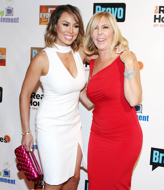 Vicki Gunvalson Calls Kelly Dodd A Pig; Shades Her Marriage And Friendship With Shannon Beador