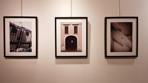 Foto per il progetto SGUARDI l'intuizione della creatività