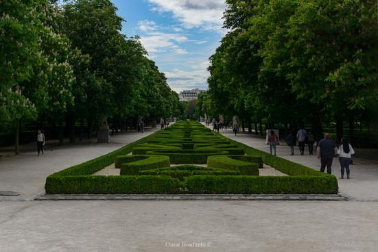 Giardini madrileni