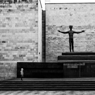 La Statua e il Bambino