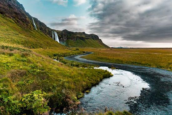 Cascate islandesi