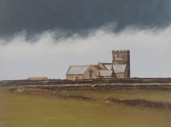 Church at Tintagel