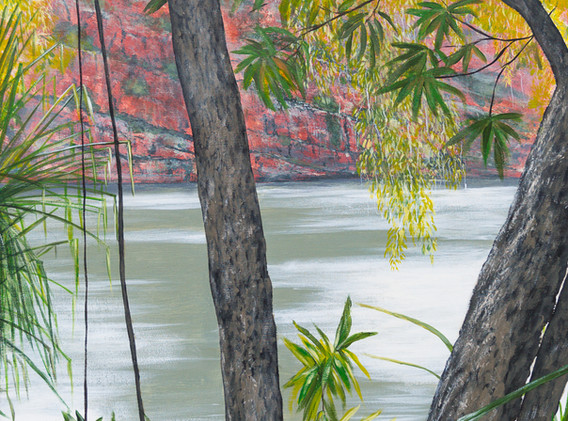 ACROSS THE ORD RIVER