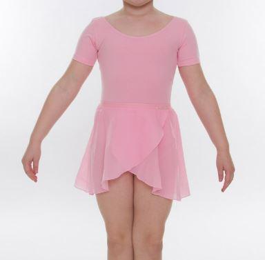 Girls Pink RAD Regulation Skirt