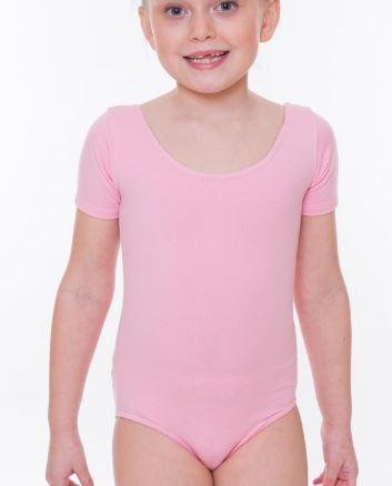Girls Pink RAD Regulation leotard