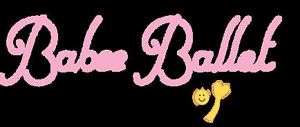Babee Ballet Logo
