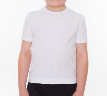 Boys White Tshirt