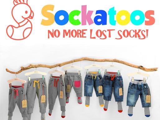 No more lost socks!