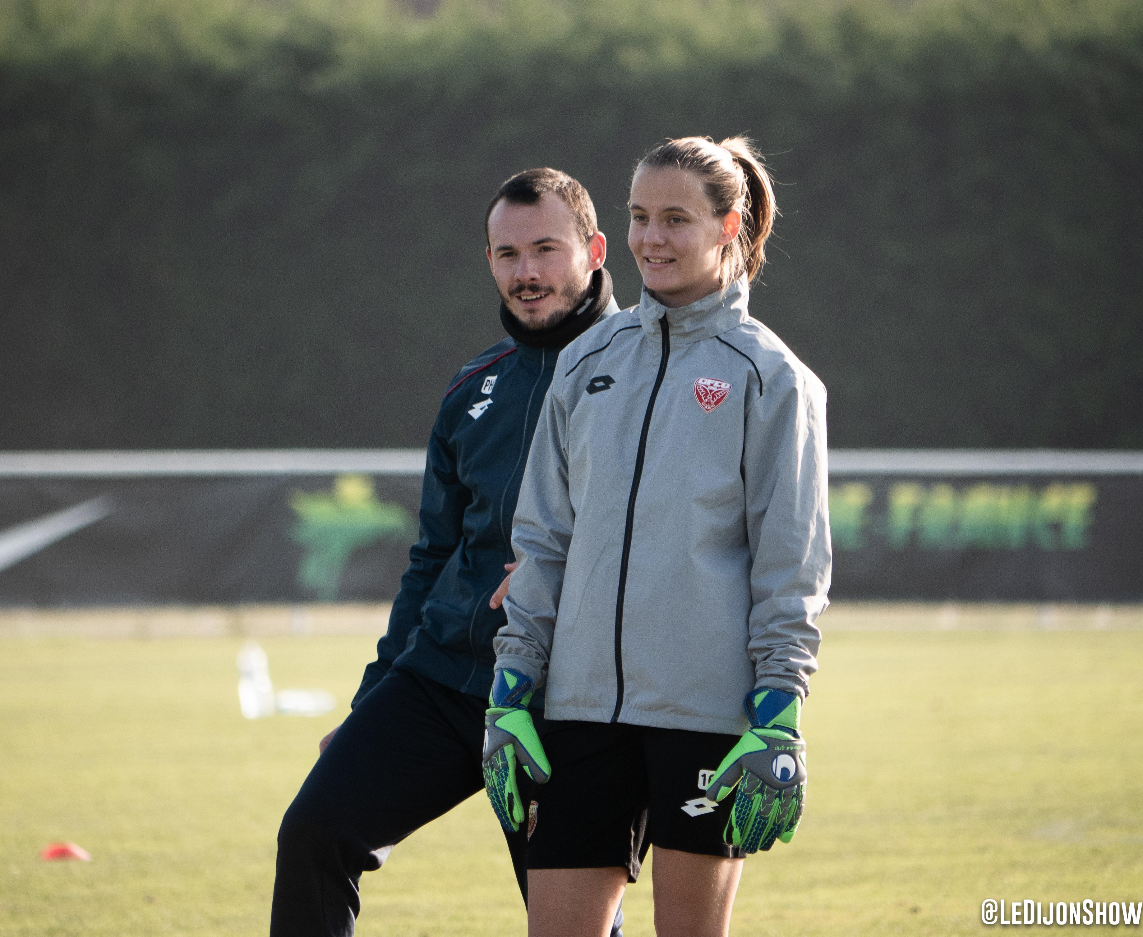 Pierre-Henri Coulon et Mylène Chavas