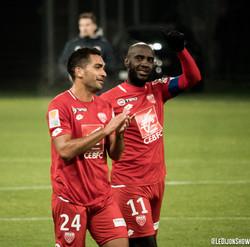 Wesley Lautoa et Julio Tavares