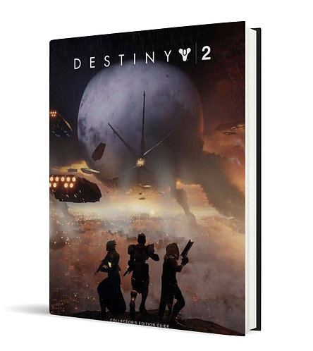 Destiny 2. Official Collector's Edition Guide