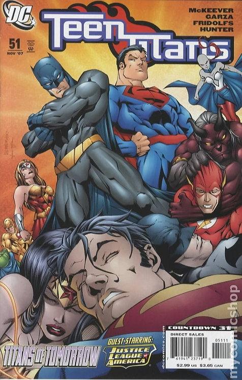 Teen Titans #51