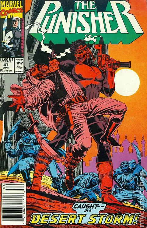 Punisher #47MJ (2nd Series) Mark Jewelers