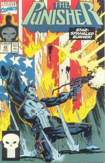 Punisher #44 (2nd Series)