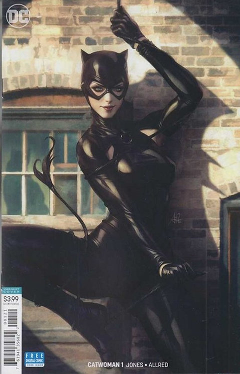 Catwoman #1 Cover B Variant