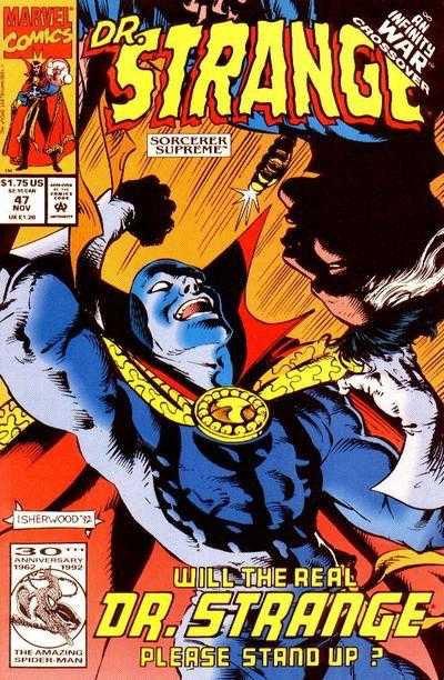 Dr. Strange #47 (3-rd Series)