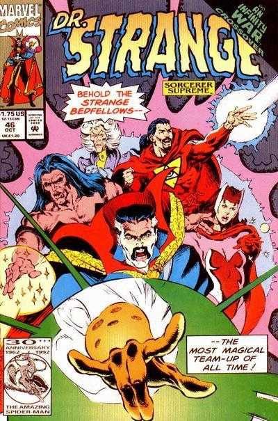 Dr. Strange #46 (3-rd Series)