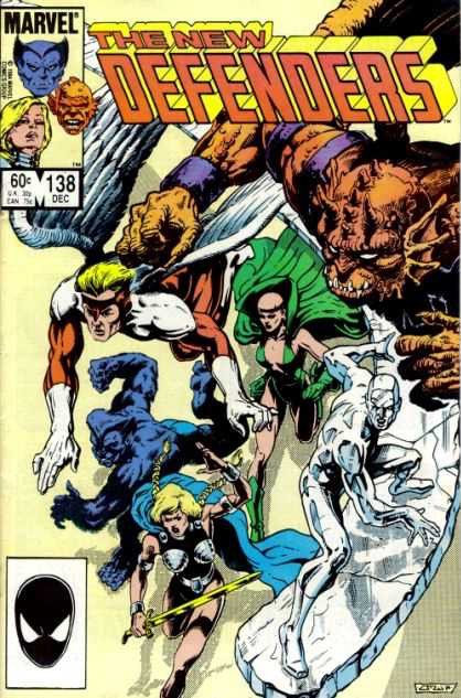 The New Defenders #138 (1972/1st series)