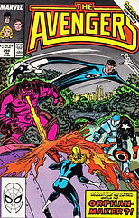Avengers #299 (1st series)