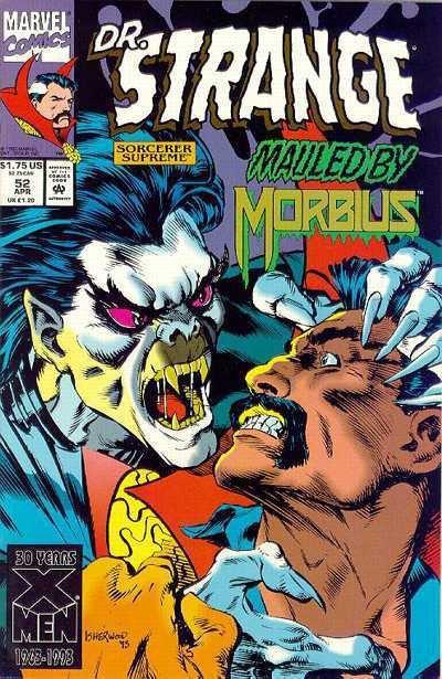 Dr. Strange #52 (3-rd Series)