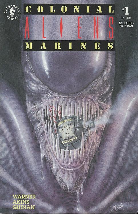Aliens. Colonial Marines #1