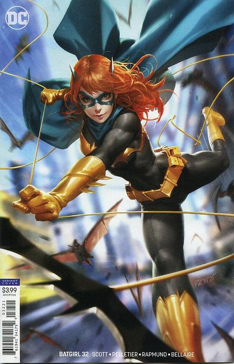Batgirl #32 Cover B Variant